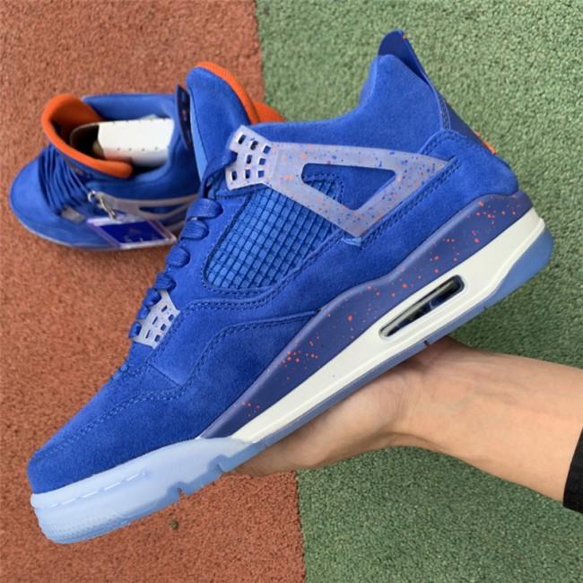 Mens Shop Air Jordan 4s Florida Gators PE Basketball Shoes