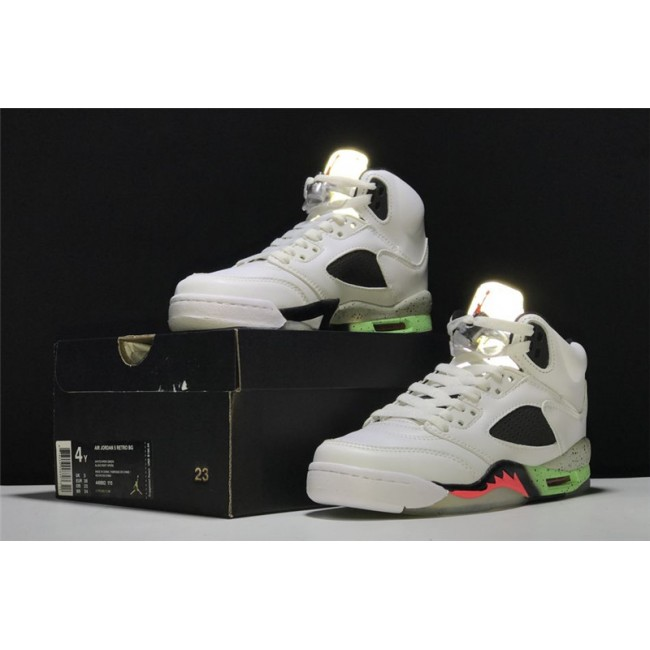 Mens Air Jordan 5 Retro Pro Stars Poison Green