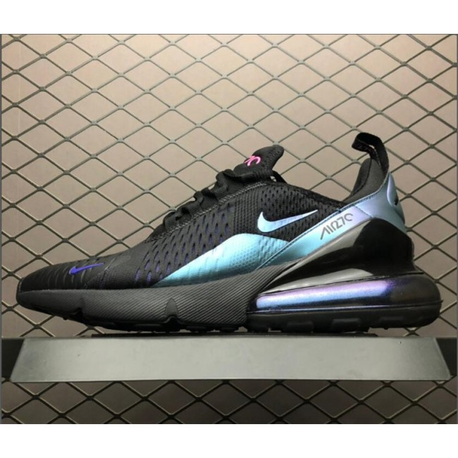 Mens Nike Air Max 270 Throwback Future Regency Purple