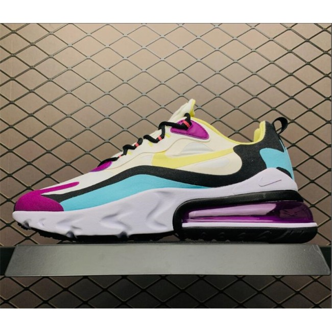 Mens/Womens Release Nike Air Max 270 React Bright Violet