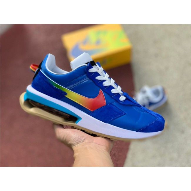 Mens/Womens 2021 Latest Nike Air Max 270 Pre-Day Royal Blue