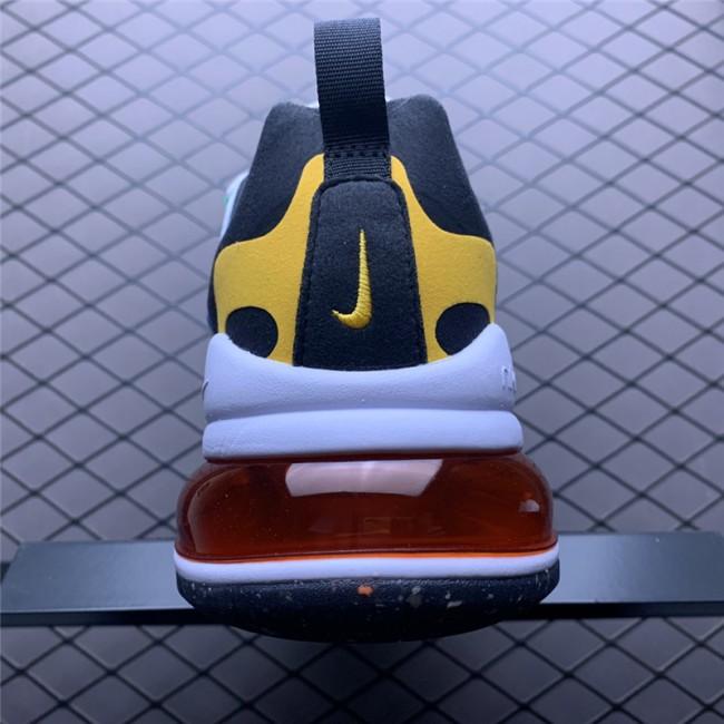 Mens/Womens Nike Air Max 270 React Multi-Color Shoes DA2610-161