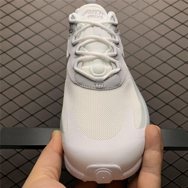 Mens Nike Air Max 270 React White CV1632-100
