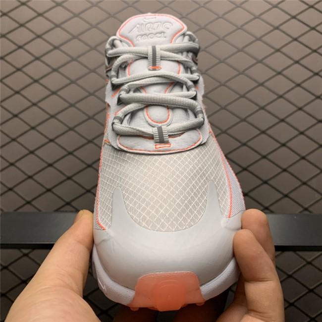 Mens/Womens Latest Nike Air Max 270 React SP Flash Crimson White