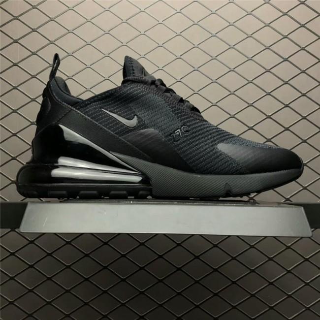 Mens/Womens Men and Nike Air Max 270 Black AH6789-006