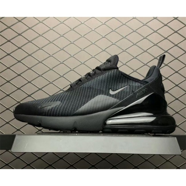 Mens/Womens Men and Nike Air Max 270 Black AH6789-006