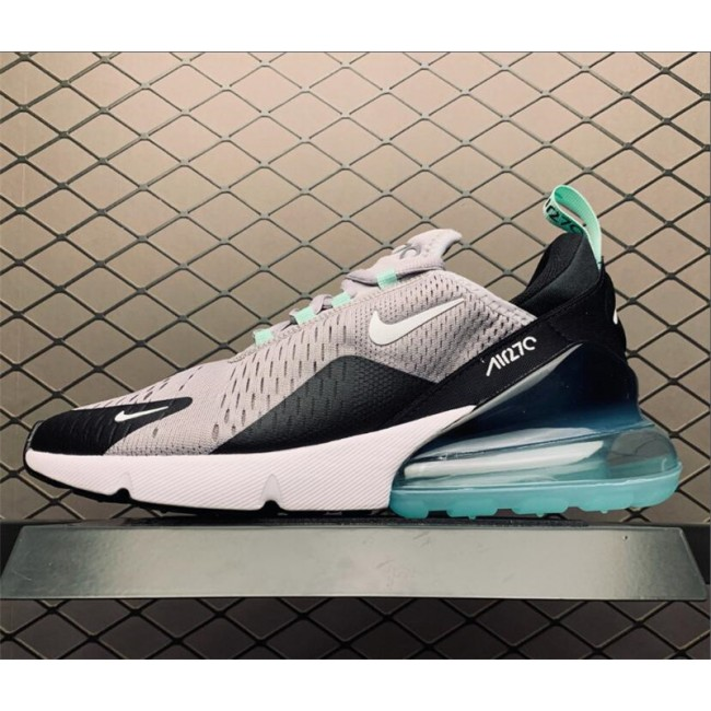 Mens Summer Nike Air Max 270 Atmosphere Grey Fresh Mint Black