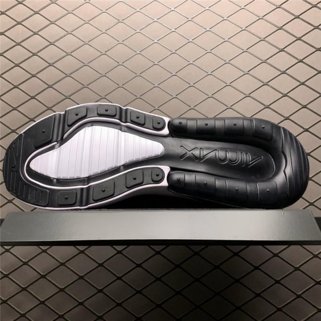 Mens/Womens Nike Air Max 270 Flyknit Oreo Black White