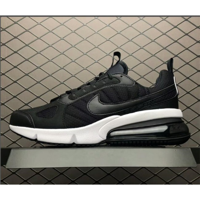 Mens/Womens Nike Air Max 270 Futura Black and White