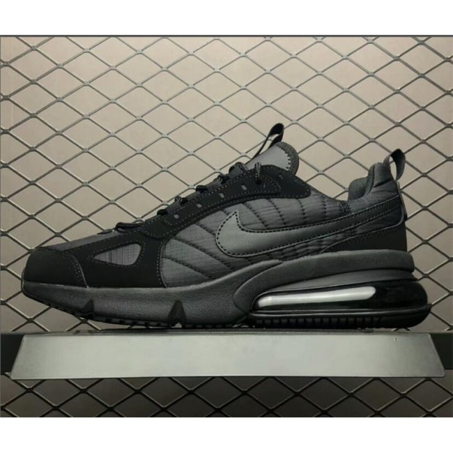 Mens Nike Air Max 270 Futura Black Running Shoes