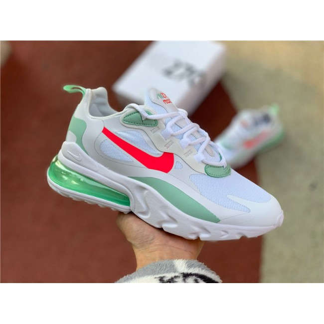 Mens/Womens Nike Air Max 270 React Pistachio Frost