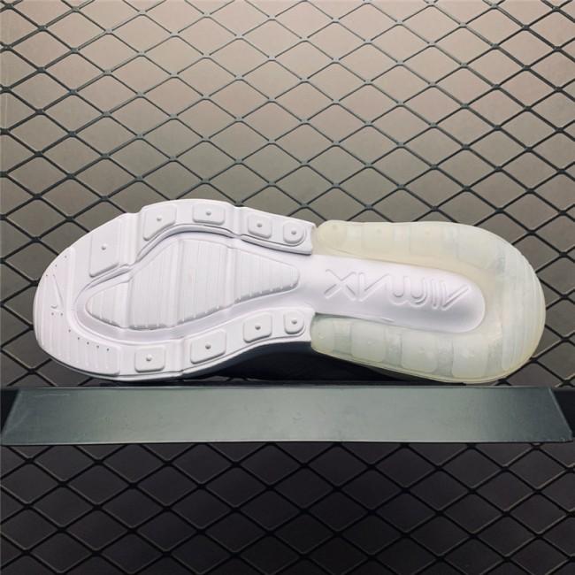 Mens/Womens Nike Air Max 270 Triple White AH6789-102