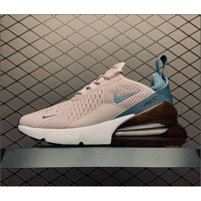 Womens Nike Air Max 270 Particle Rose Celestial Teal To
