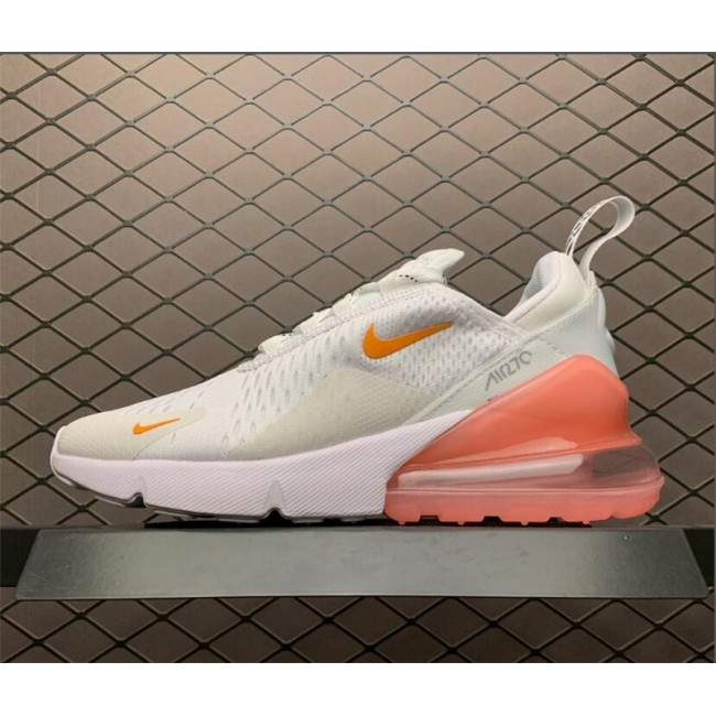 Womens Women Nike Air Max 270 Pale Pink On Sale CI9088-100