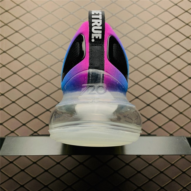 Mens/Womens Nike Air Max 720 Be True Multi-Color Black-White sale