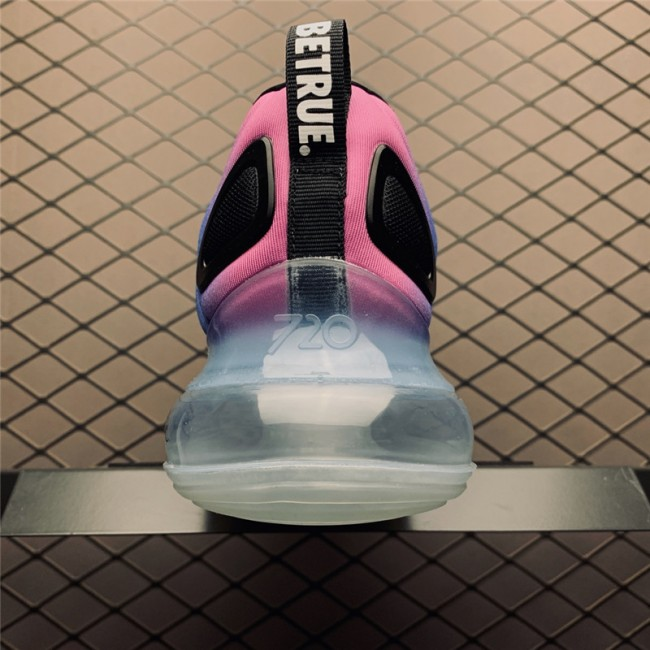 Mens/Womens Nike Air Max 720 Be True Multi-Color Black-White outlet