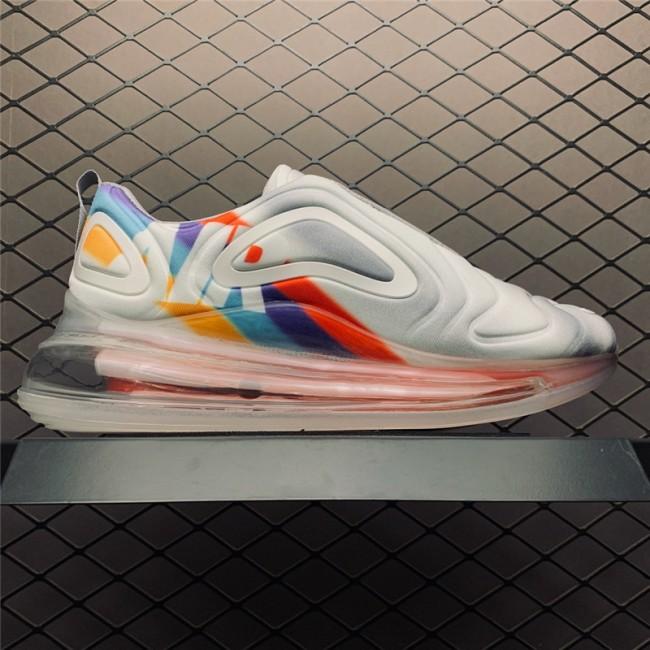 Mens Nike Air Max 720 Pride Rainbow Air Graphics AO2924-011