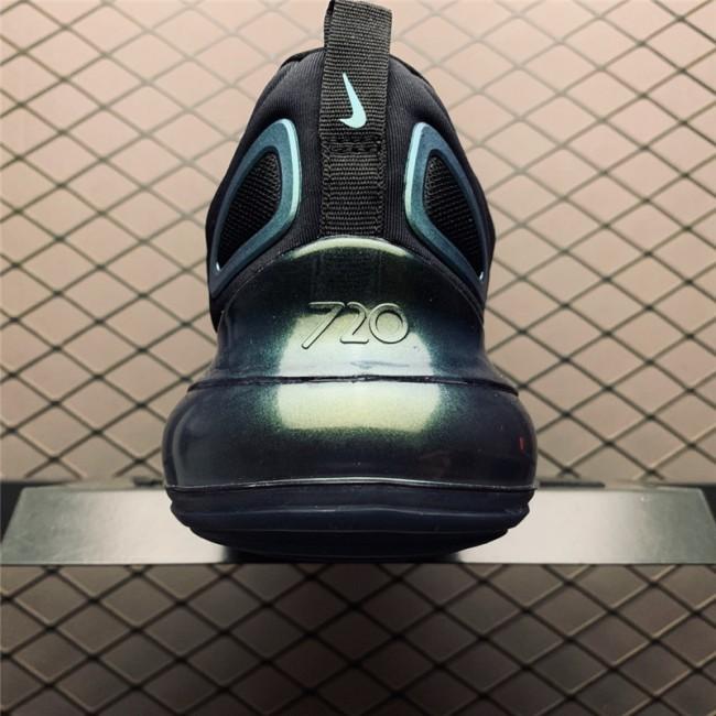 Mens/Womens Nike Air Max 720 Throwback Future Black Green Sale