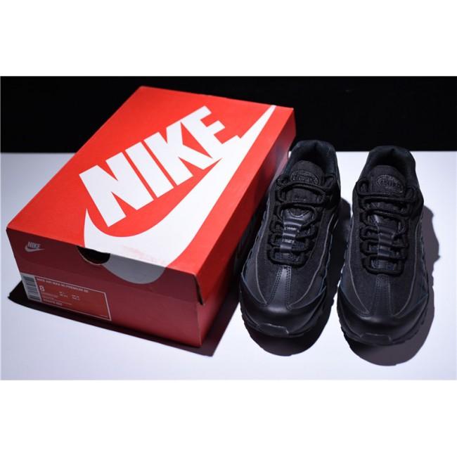 Mens Nike Air Max 95 Premium SE Black Gold