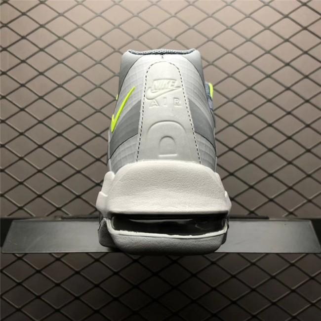 Mens Nike Max 95 Ultra SE Grey Green-White AO9566-002