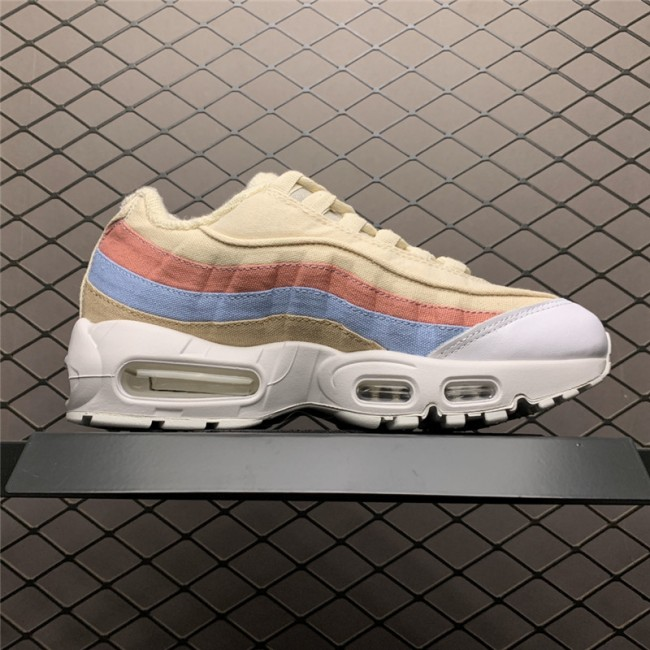 Womens Nike Air Max 95 Plant Color Collection Multi-Color