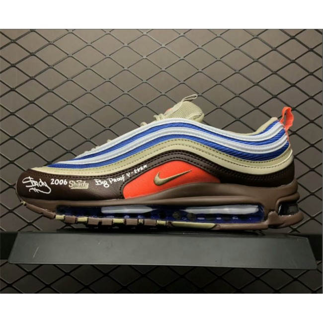 Mens Eminem x Nike Air Max 97 Charity Series