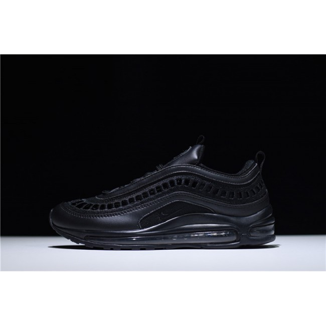 Mens/Womens Nike Air Max 97 Ultra 17 SI All Black Sale