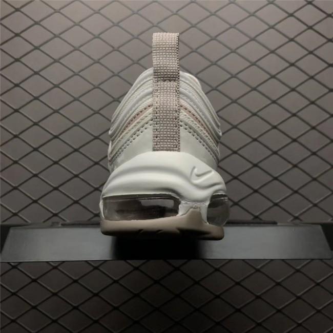 Womens Nike Air Max 97 Premium Light Bone Diffused Taupe-Sepia Stone