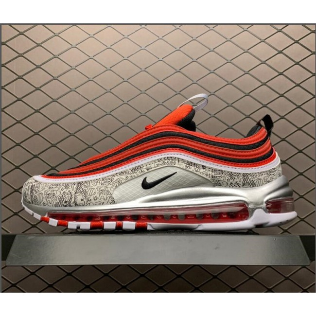 Mens/Womens Jayson Tatum x Nike Air Max 97 Saint Louis Roots
