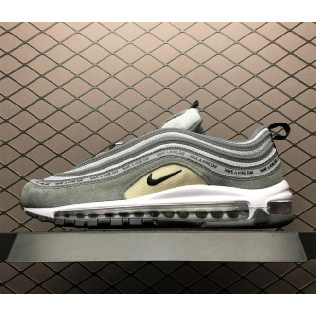 Mens/Womens Nike Air Max 97 Have A Nike Day Grey