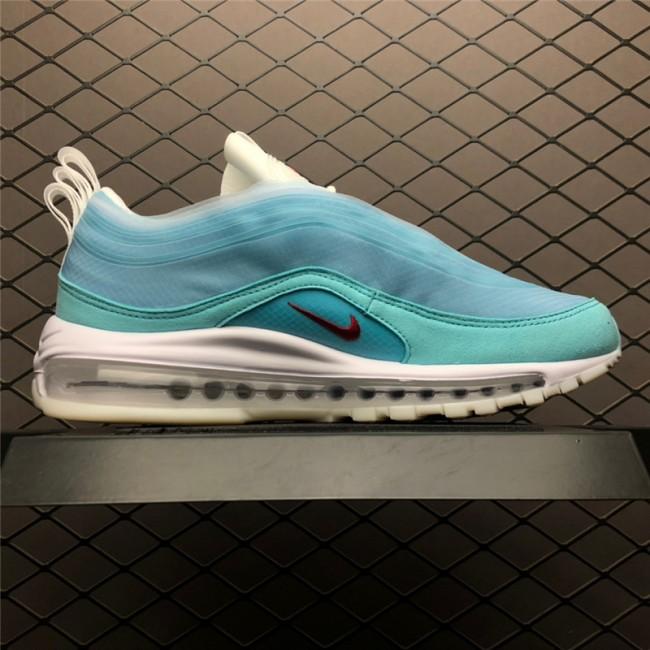 Mens/Womens Nike Air Max 97 Shanghai Kaleidoscope Ice Blue Sale