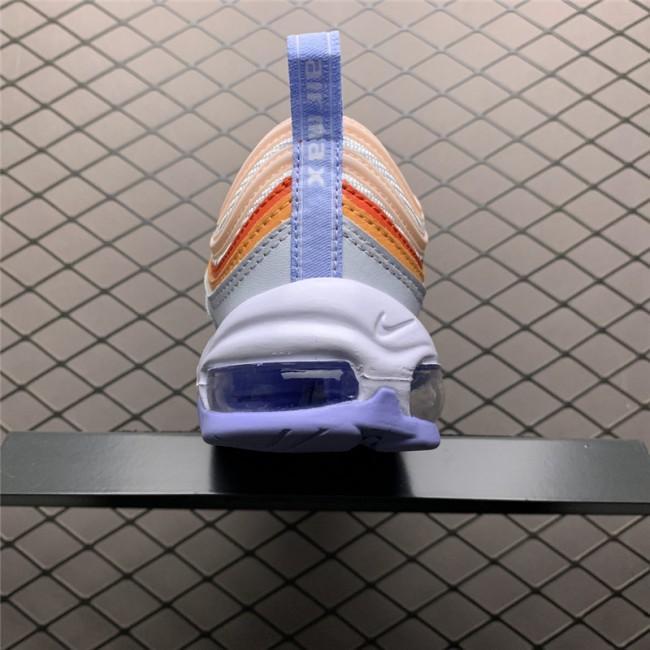 Womens Nike Air Max 97 Football Grey Light Thistle
