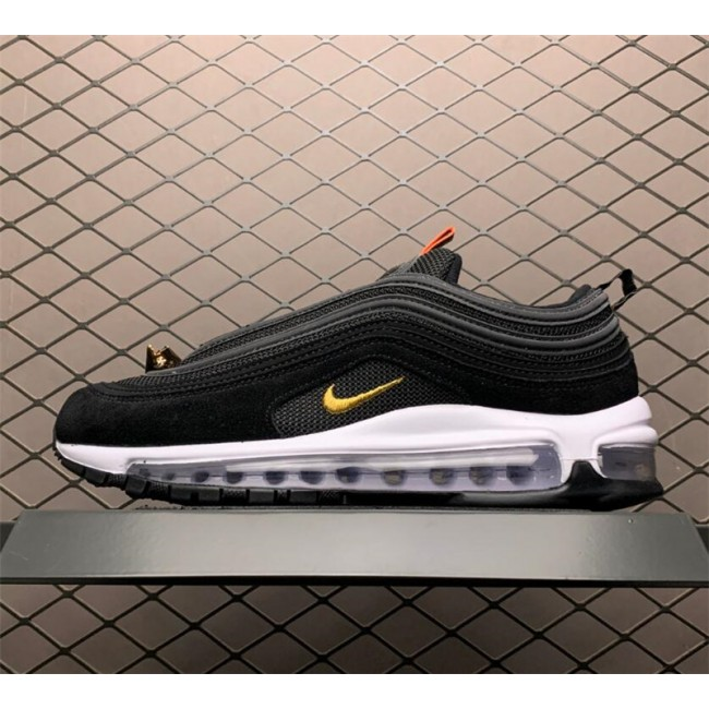 Mens/Womens Nike Air Max 97 Olympic Rings Pack Black Gold