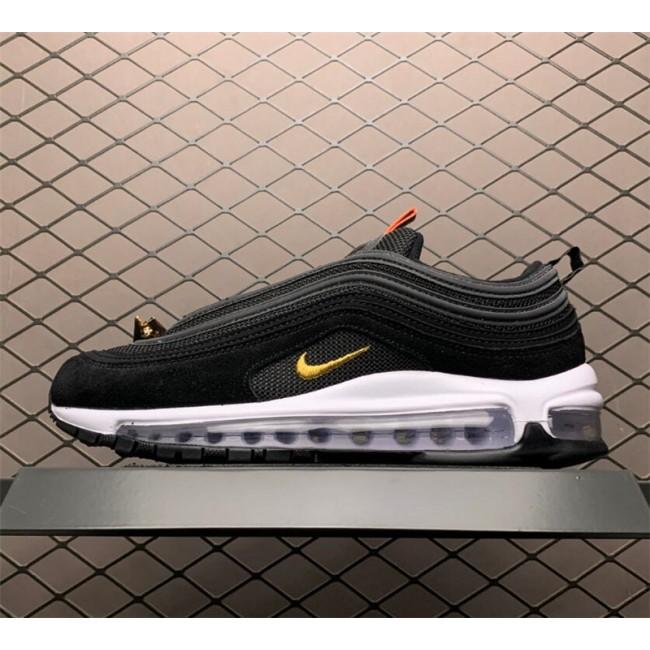 Mens/Womens Nike Air Max 97 Olympic Rings Pack Black Gold