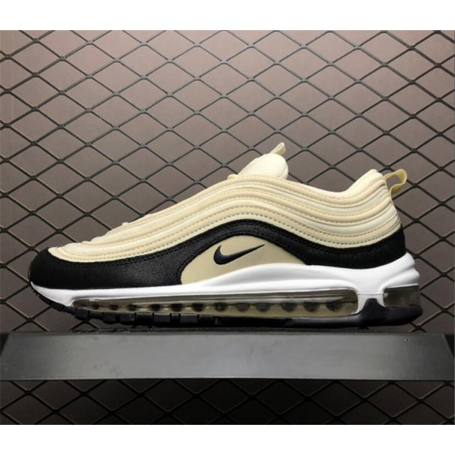 Mens/Womens Nike Air Max 97 Premium Light Cream Oil Grey