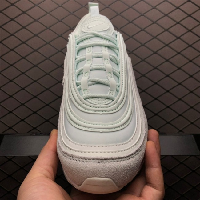 Womens New Nike Air Max 97 Barely Green To 917646-301