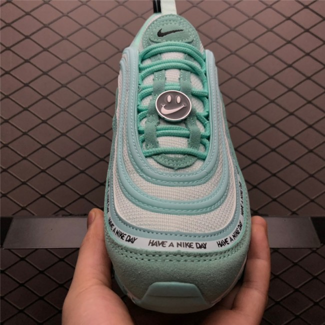 Mens/Womens Nike Air Max 97 Have A Nike Day Tropical Twist Teal Green
