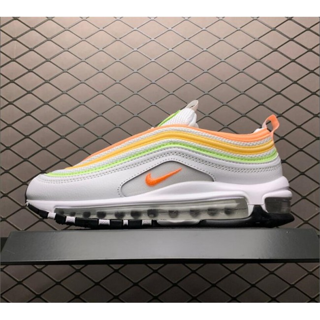 Womens Nike Air Max 97 Melon Tint Barely Volt Atomic Pink