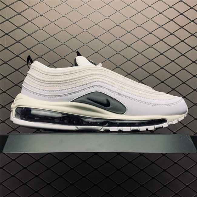 Mens Nike Air Max 97s Summit White-Black 921733-103