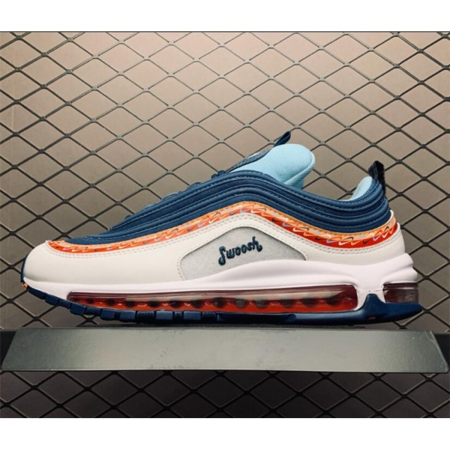 Mens/Womens Nike Air Max 97 Swoosh Chain Sale CQ4818-400