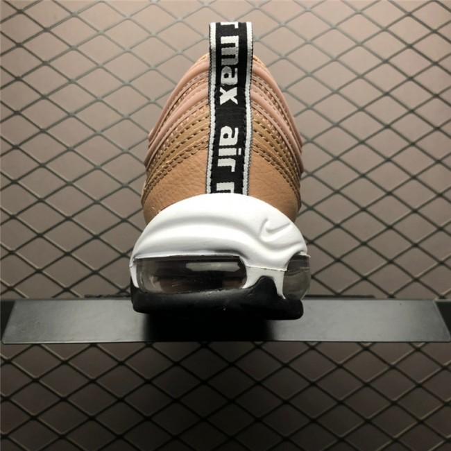 Mens/Womens Nike Air Max 97 Tan Lux Bronze Running Shoes