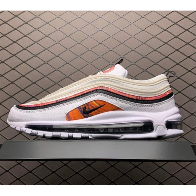 Mens/Womens Nike Air Max 97 Vintage Mosaic In Store CU4731-100
