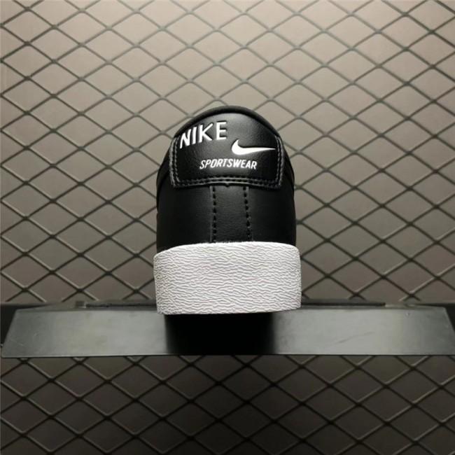Mens/Womens Nike Blazer Low SE In Black White AV9374-010