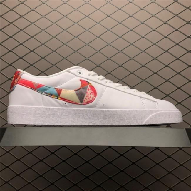 Mens/Womens Nike Blazer Low CNY White Multi-Color