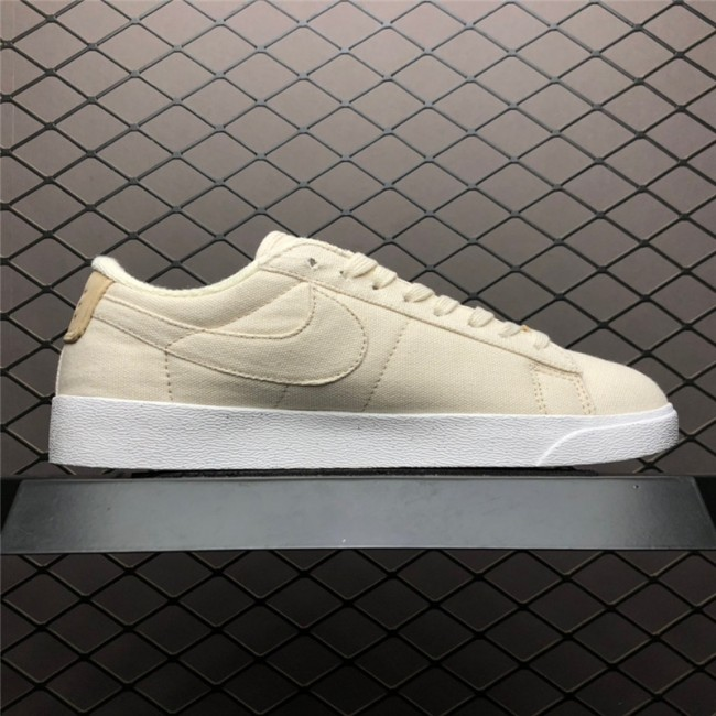 Mens/Womens Nike Blazer Low Plant Color Pale Ivory