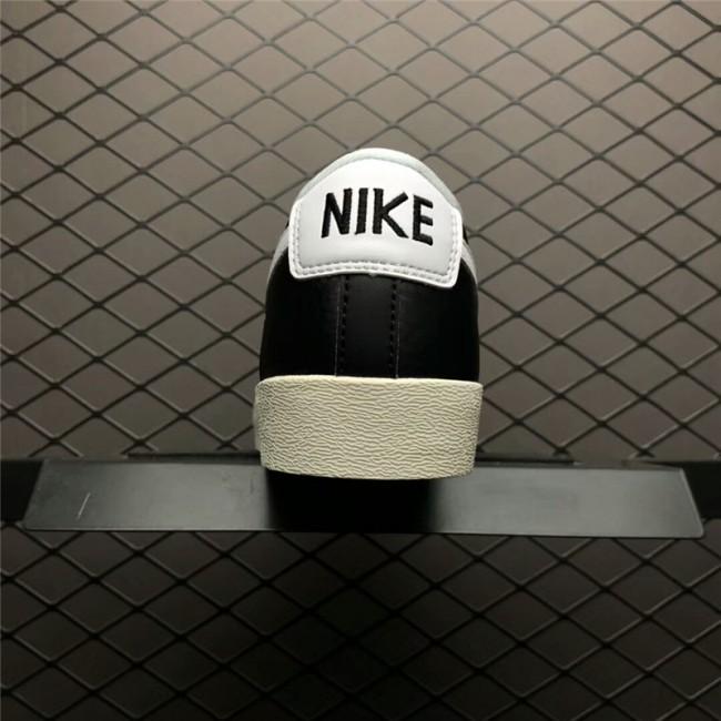 Mens/Womens Nike Blazer Low Black Ivory-White-Sail 454471-004