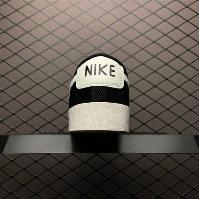 Mens/Womens Nike Blazer Low SD Black Sail AV9373-001