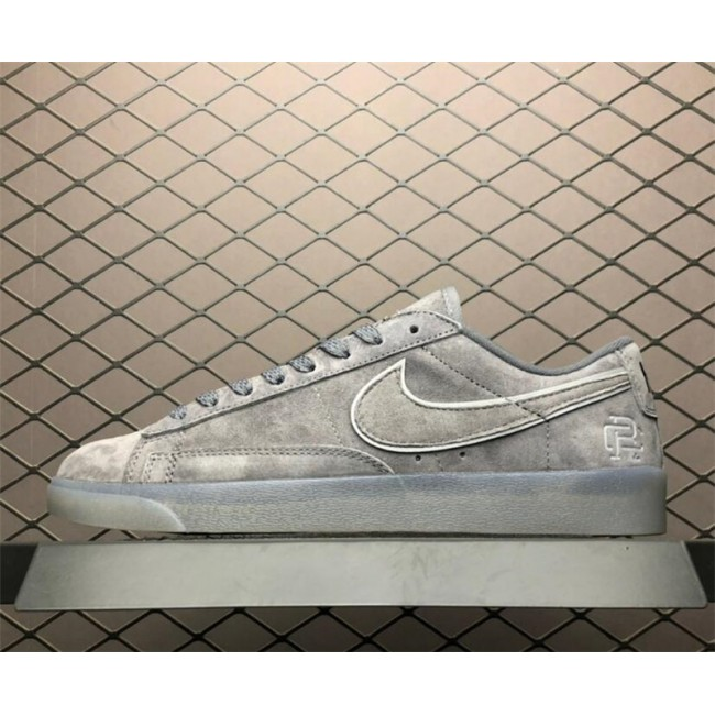 Mens/Womens Nike Blazer Low SD Dark Grey Black 454471-900