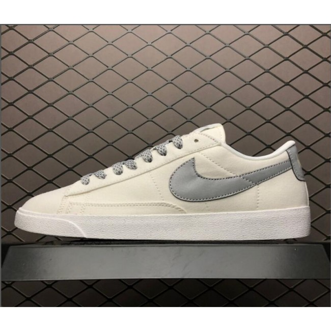 Mens/Womens Nike Blazer Low LX Plant 3M White Running Shoes
