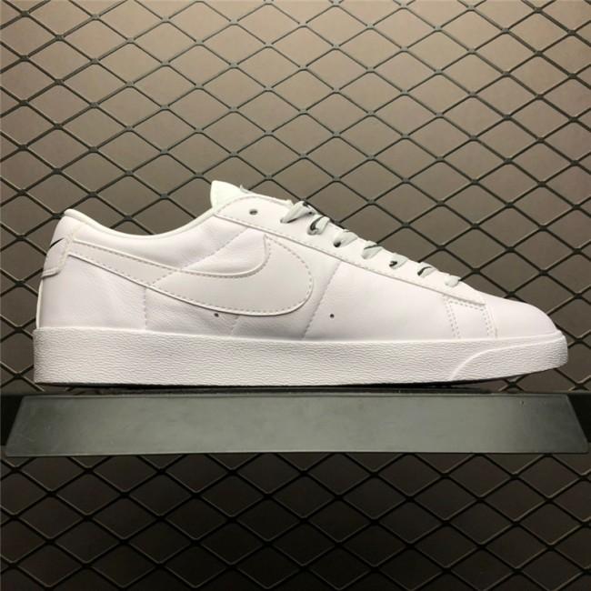 Mens/Womens Nike Blazer Low SE White Black AV9374-101